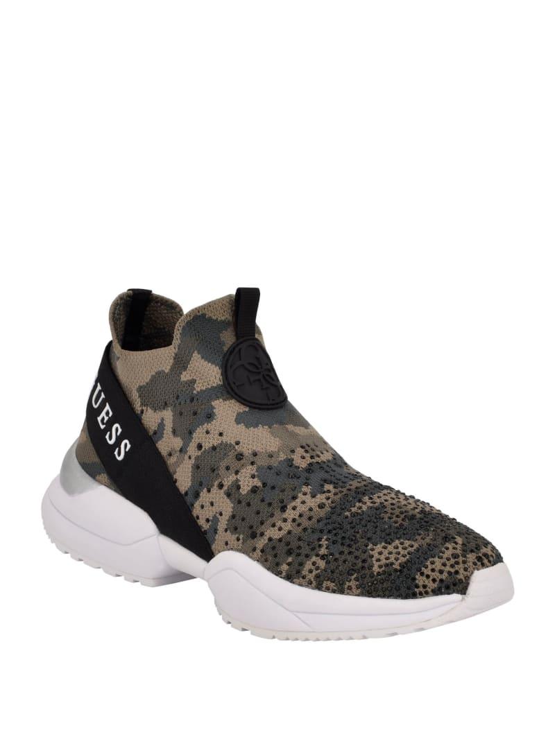 Bellini Rhinestone Sneakers