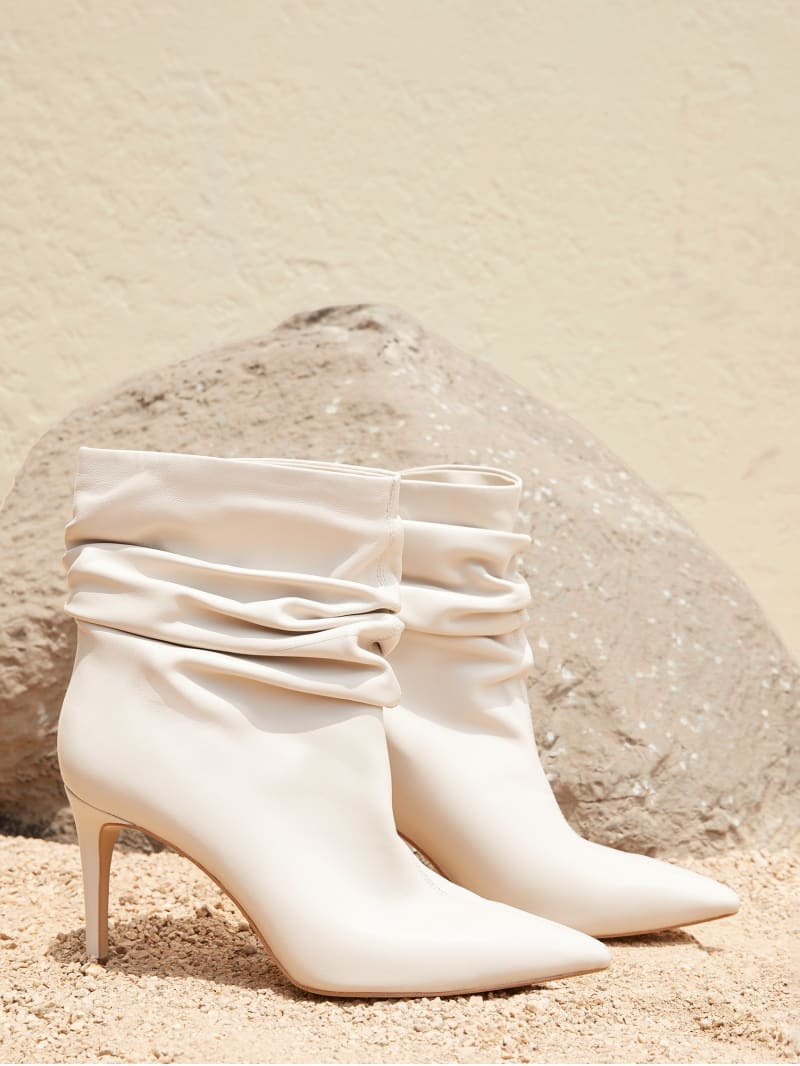 Bewell Scrunch Ankle Booties