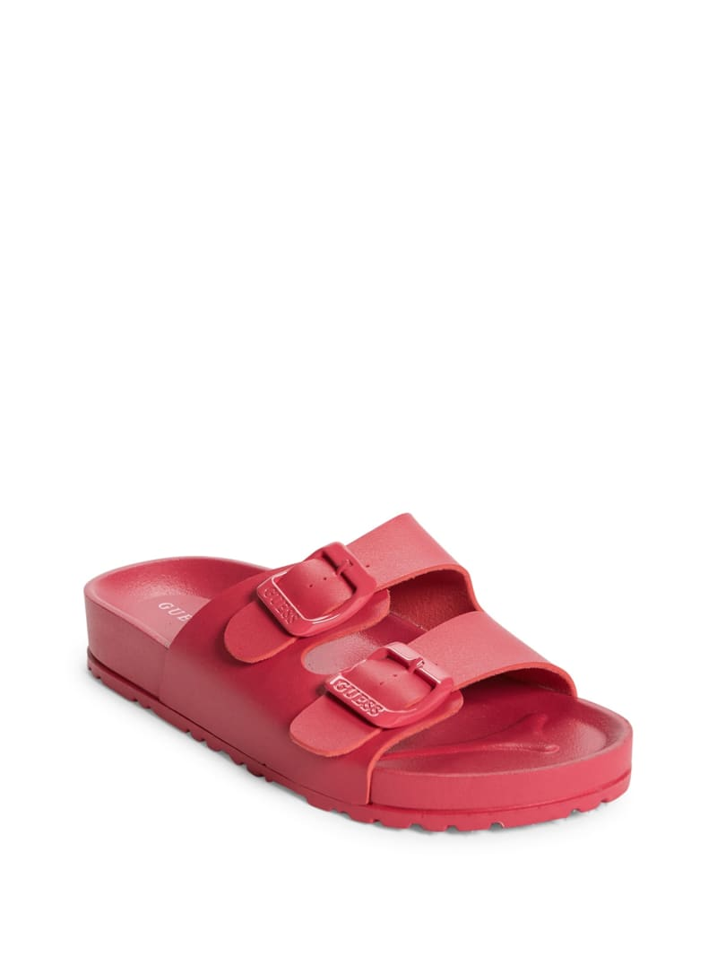 Bexx Buckle Strap Sandals