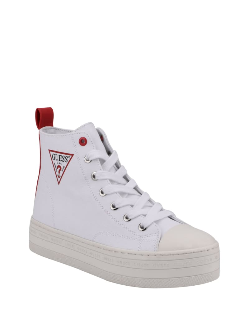 Bokan High-Top Platform Sneakers