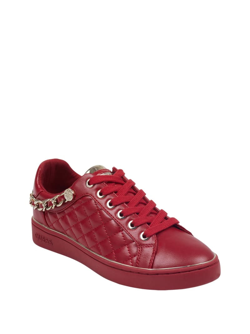 Brisco Quilted Low-Top Sneakers