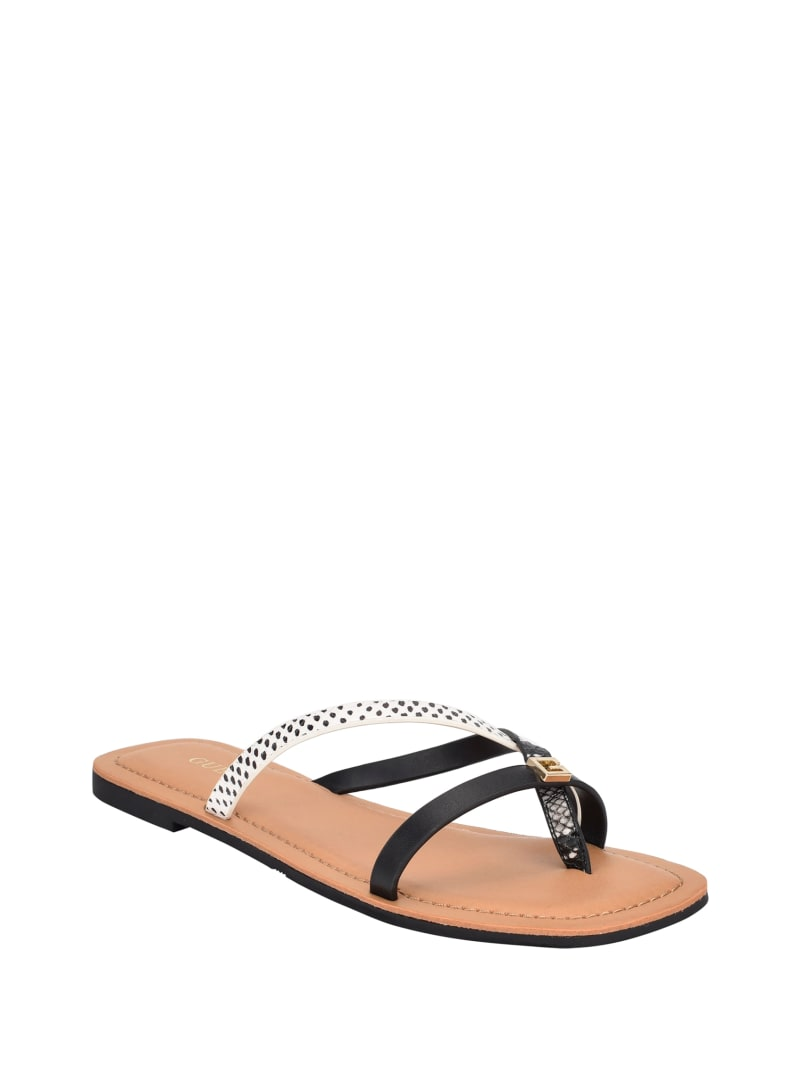 Caleah Strappy Thong Sandals