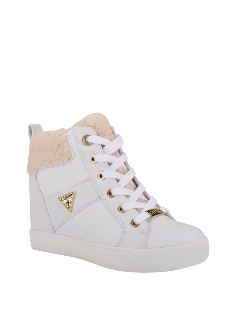 Della Hidden Wedge Sneakers