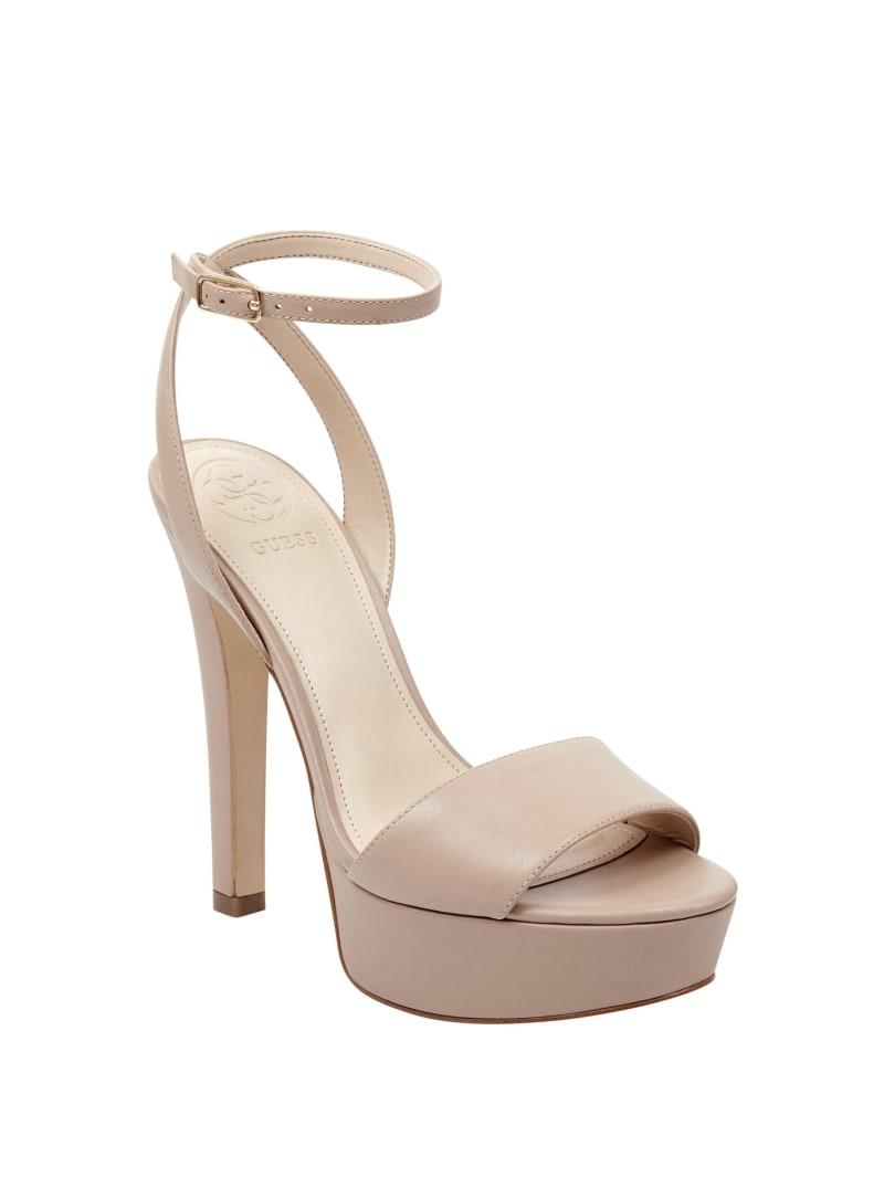 Empress Platform Heels