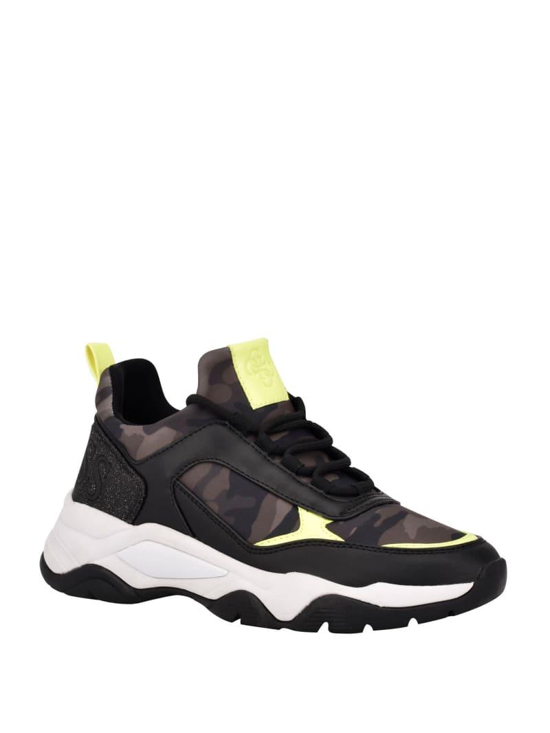 Frankey Printed Sneakers