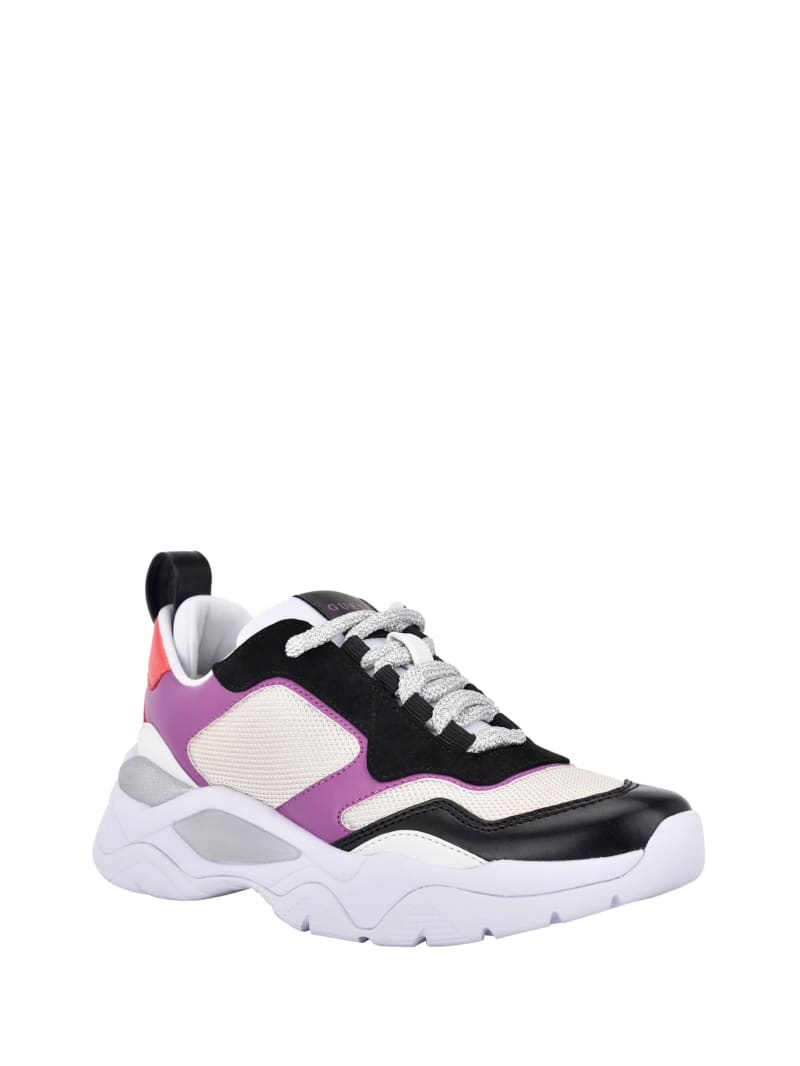 Furner Multi-Color Chunky Sneakers