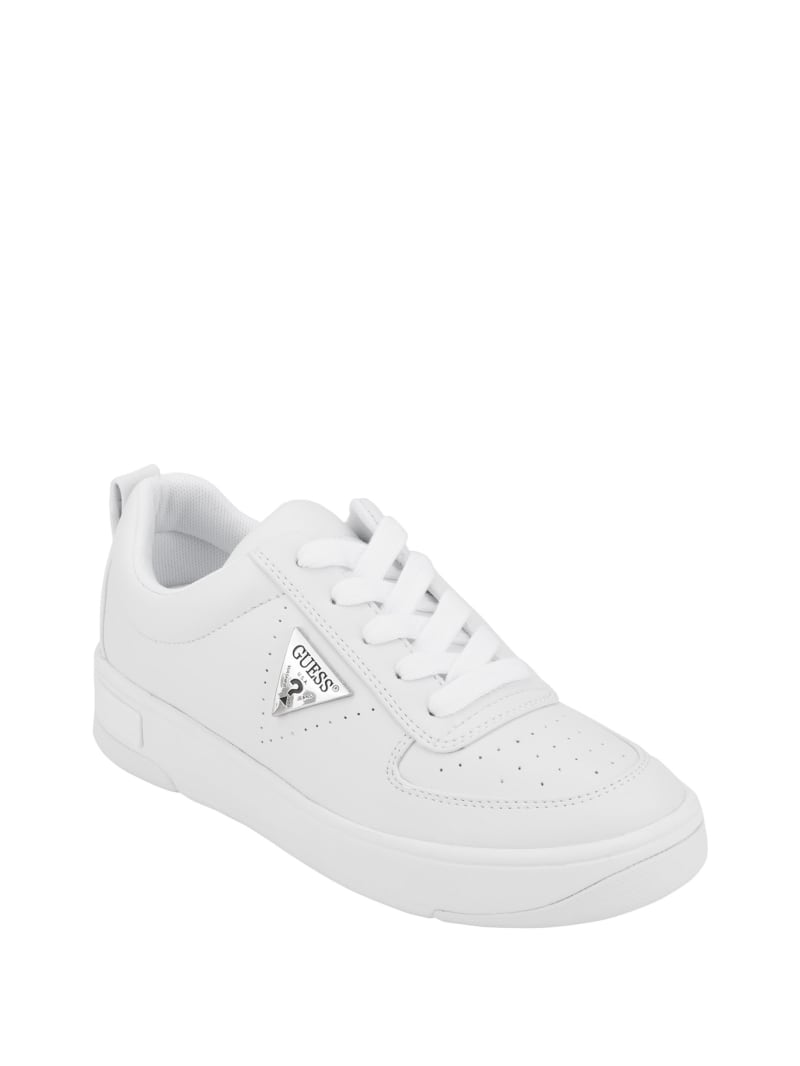Hype Perforated Sneakers