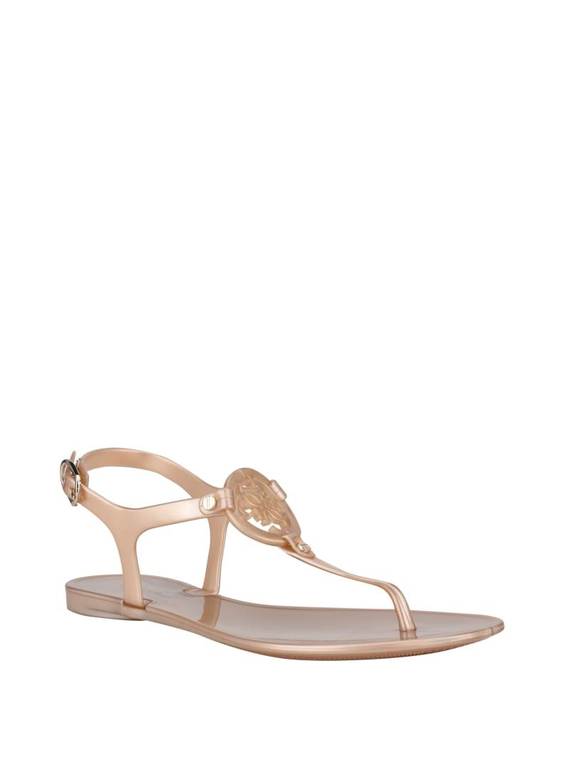 Janica Jelly T-Strap Sandal