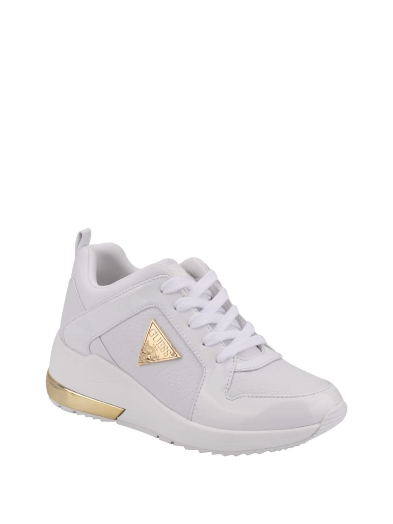 Jaryd Logo Wedge Sneakers
