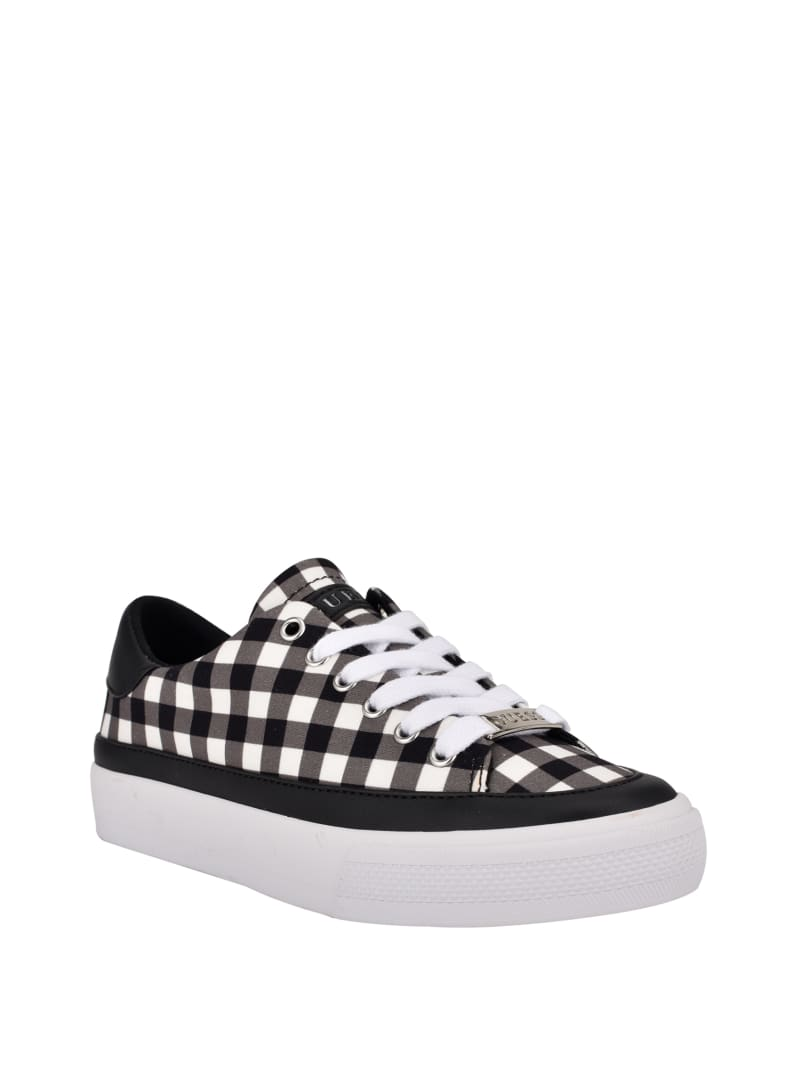 Leenie Printed Low-Top Sneakers
