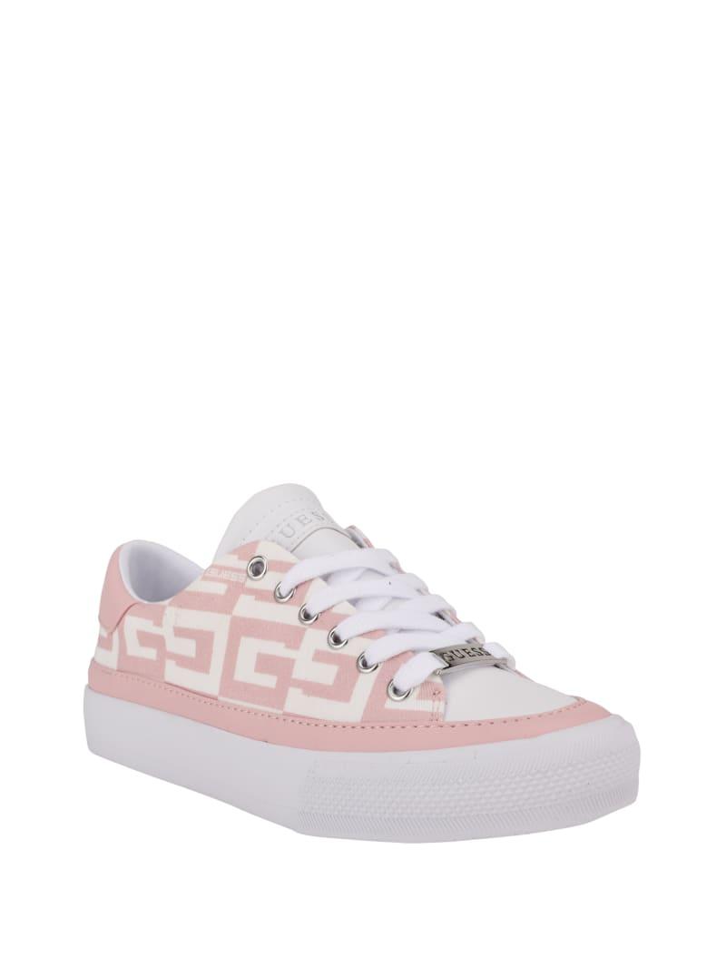 Leenie Printed Low-Top Sneakers