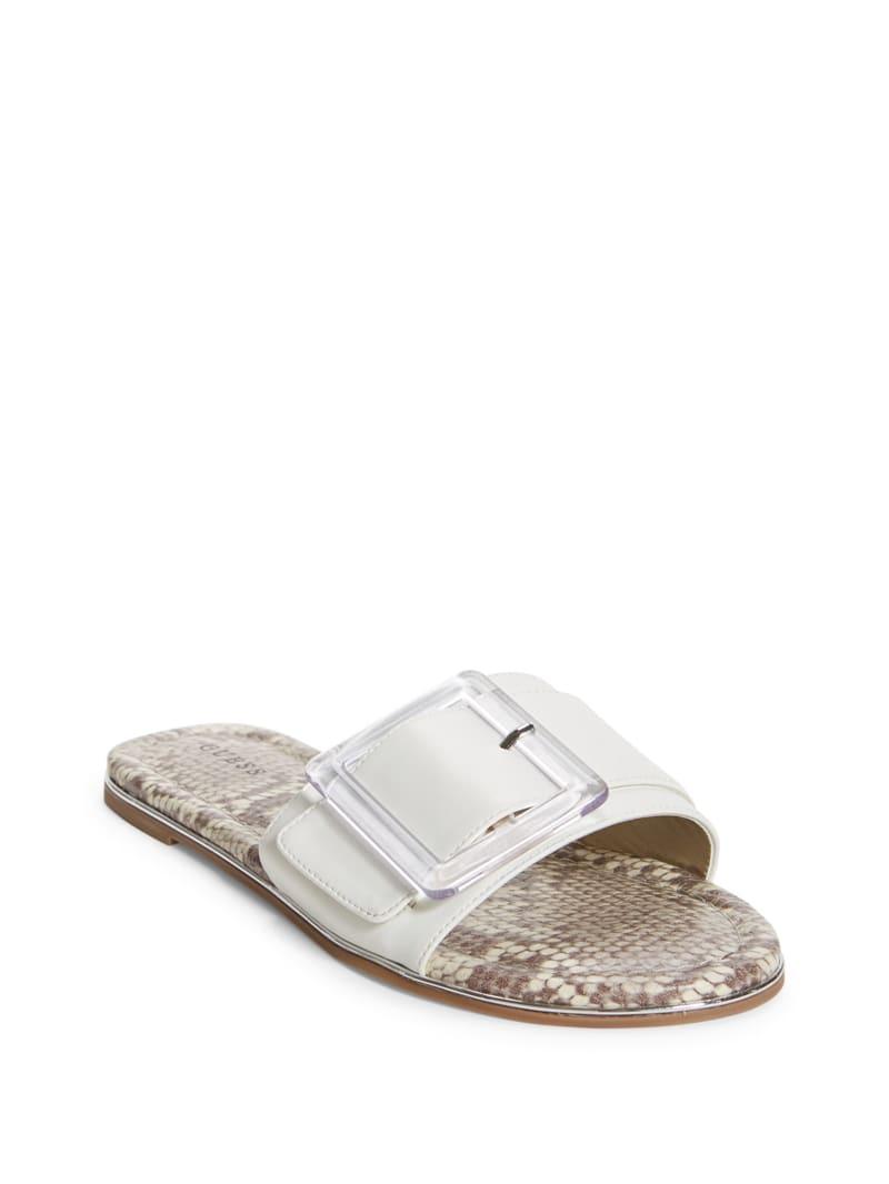Libby Chunky Buckle Sandals