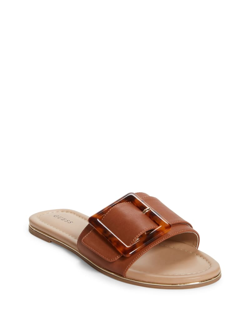 Libby Chunky Buckle Sandals