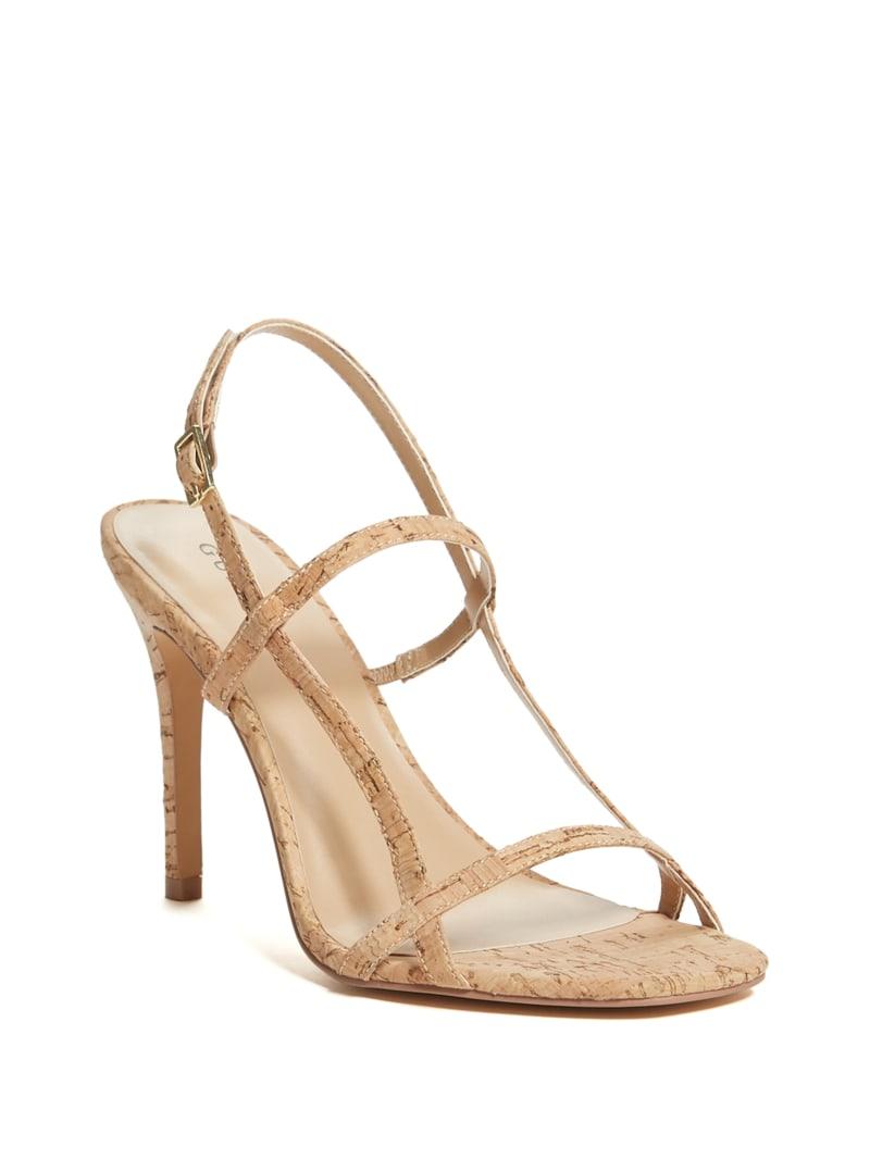 Makenzie Strappy Heels
