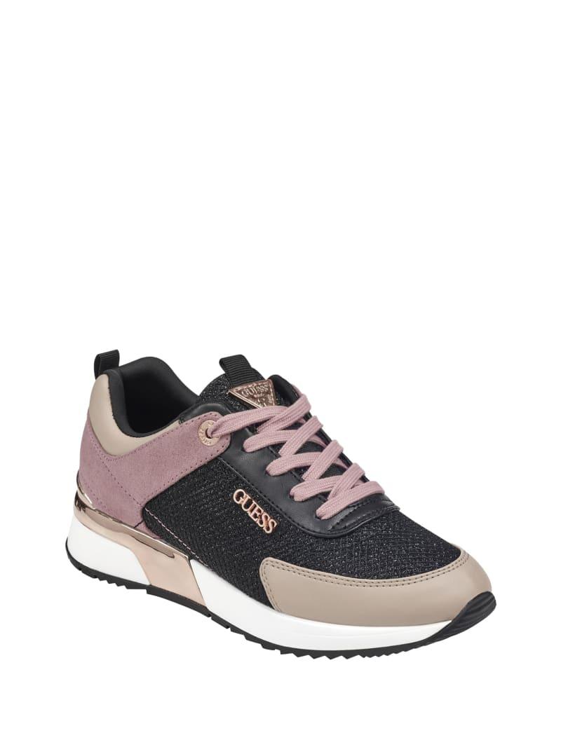 Marlyn Mesh Glitter Sneakers