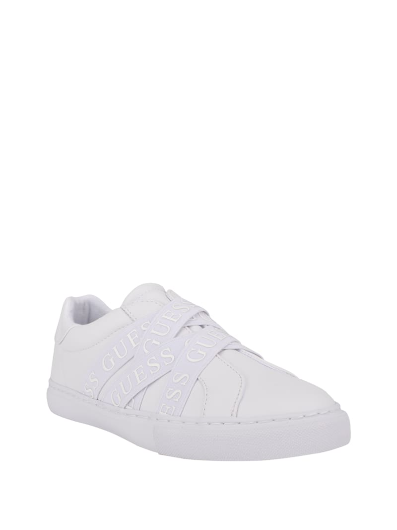 Meliza Logo Band Low-Top Sneakers