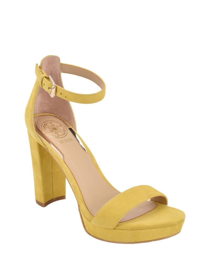 Omere Platform Heeled Sandals