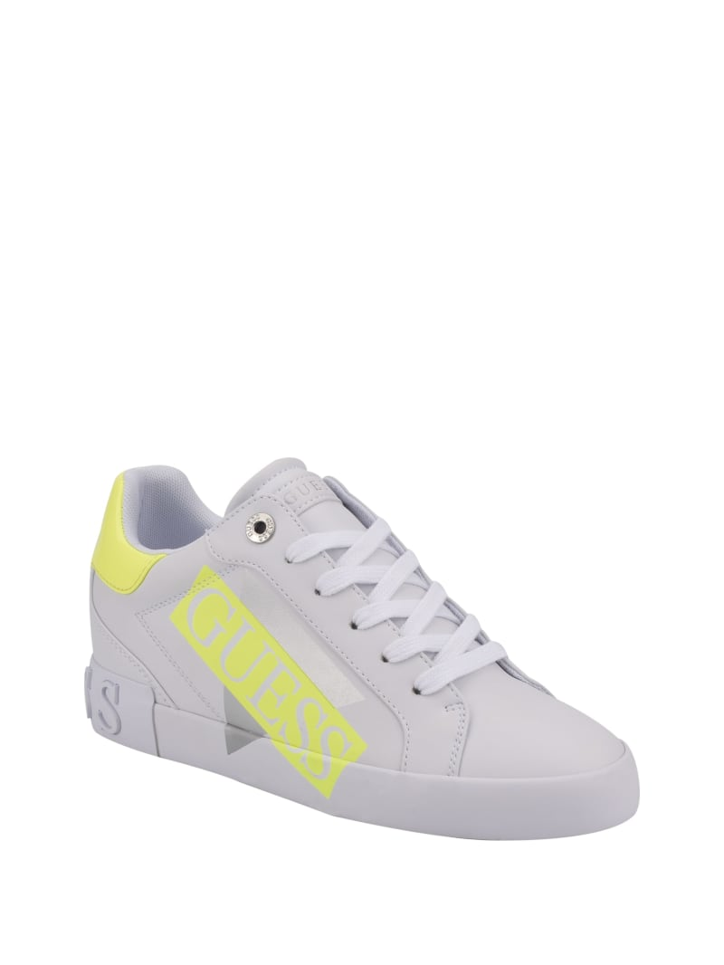 Panna Contrast Sneakers