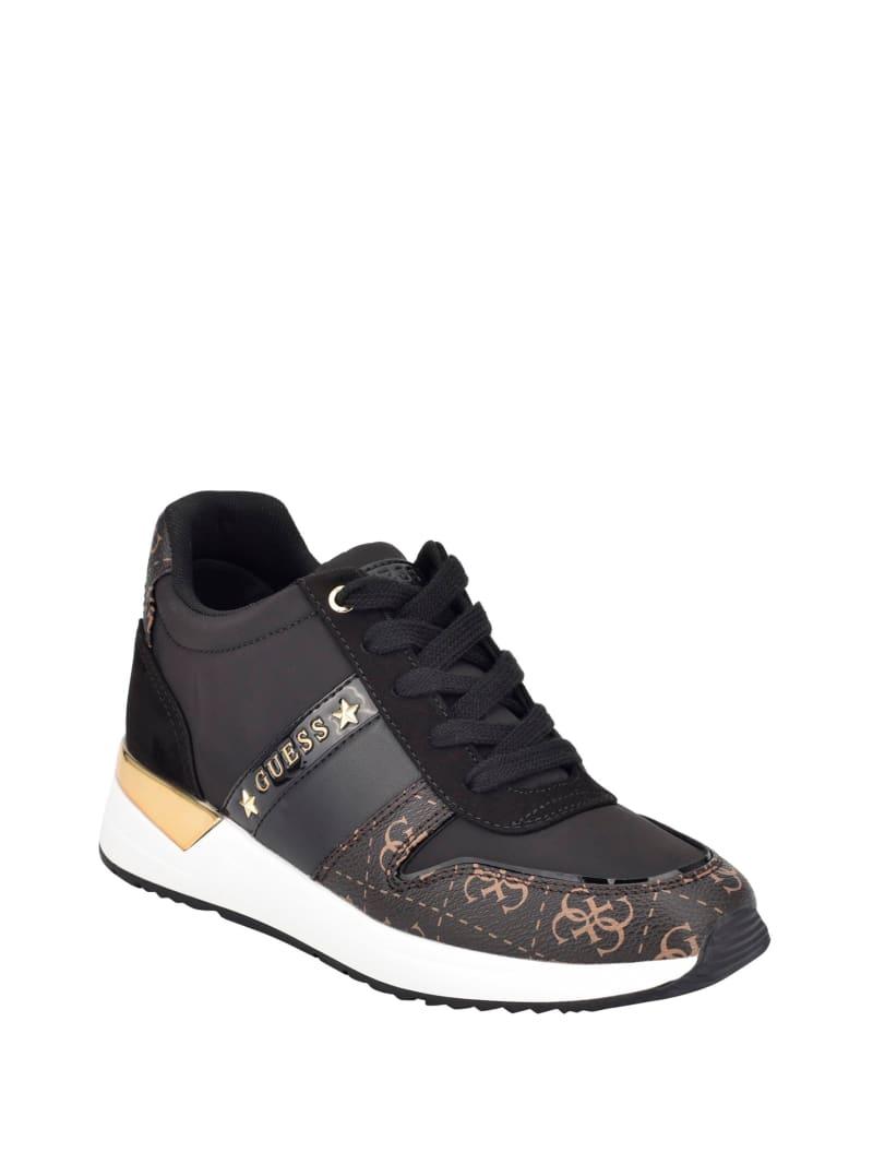 Ravyn Logo Trim Sneakers
