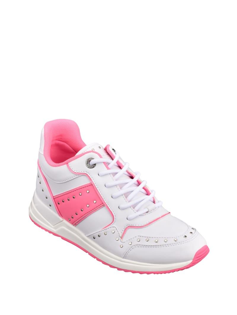 Rejjy Studded Neon Sneakers