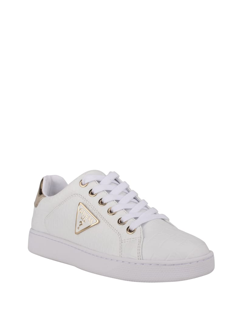 Reshy Croc Low-Top Sneakers