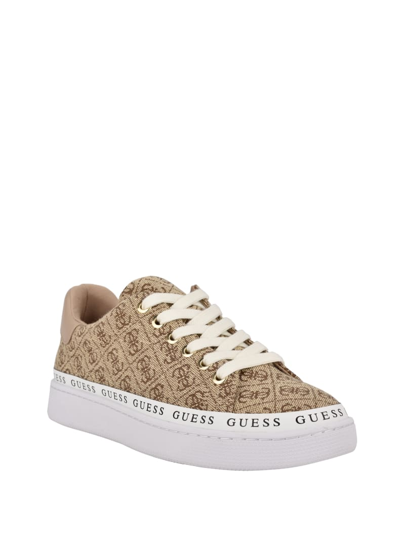Rinzed Quattro G Low-Top Sneakers