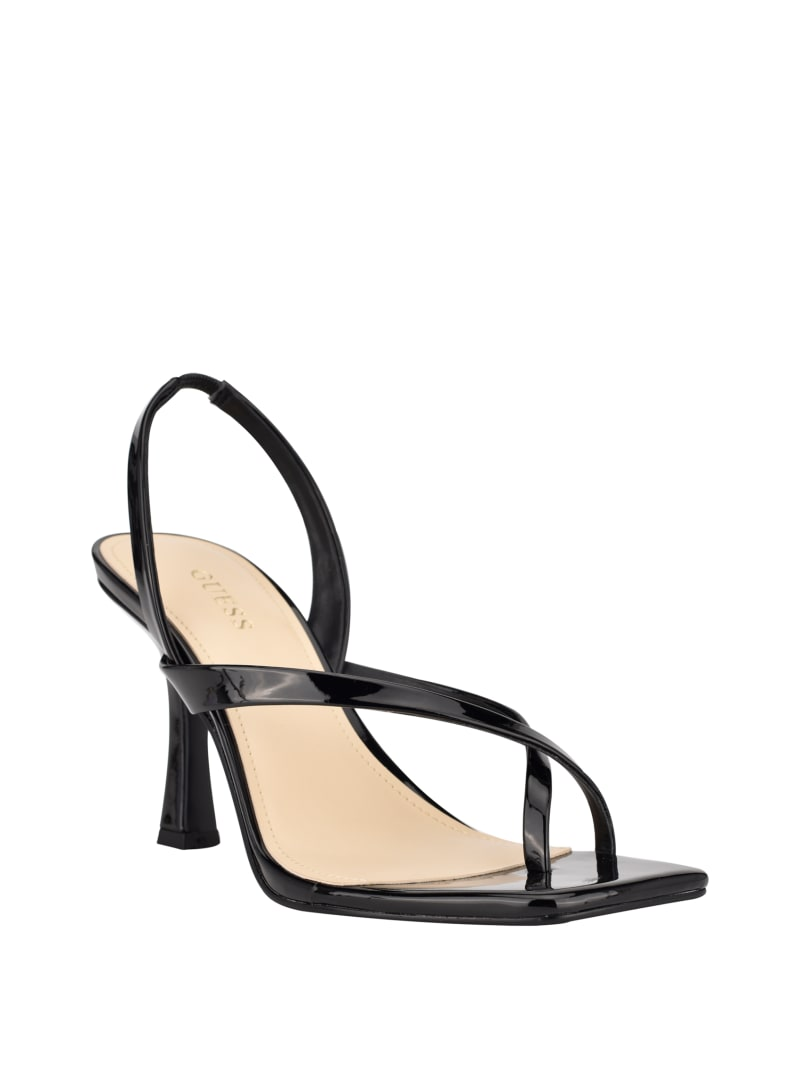 Saily Sling Back Strappy Heels