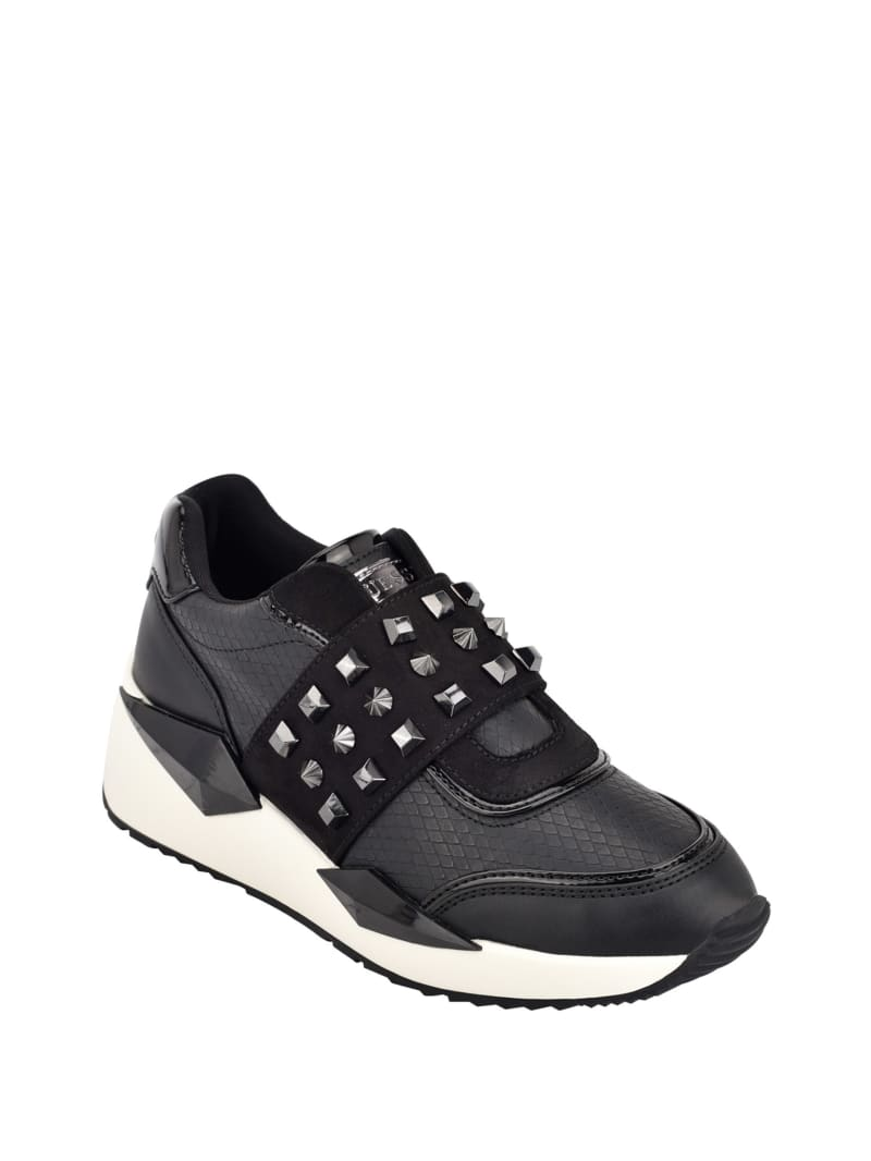 Tinsel Studded Sneakers
