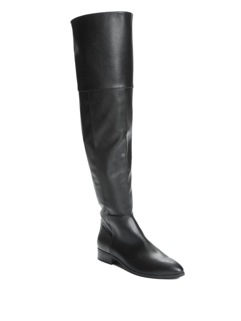 Zeldah Over-The-Knee Flat Boots
