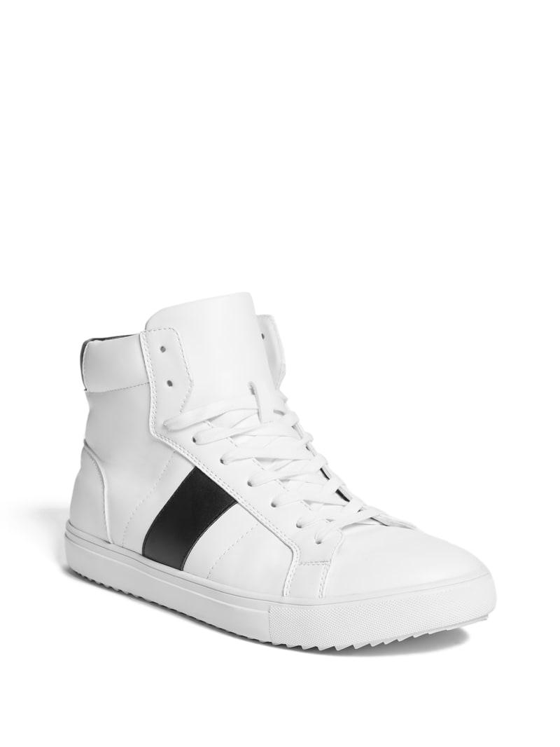 Adam Color-Block High-Top Sneakers