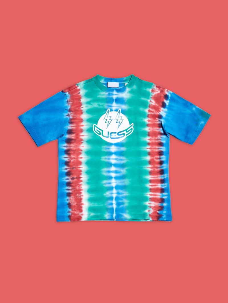 GUESS X J Balvin Kids Tie-Dye Tee (4-14)