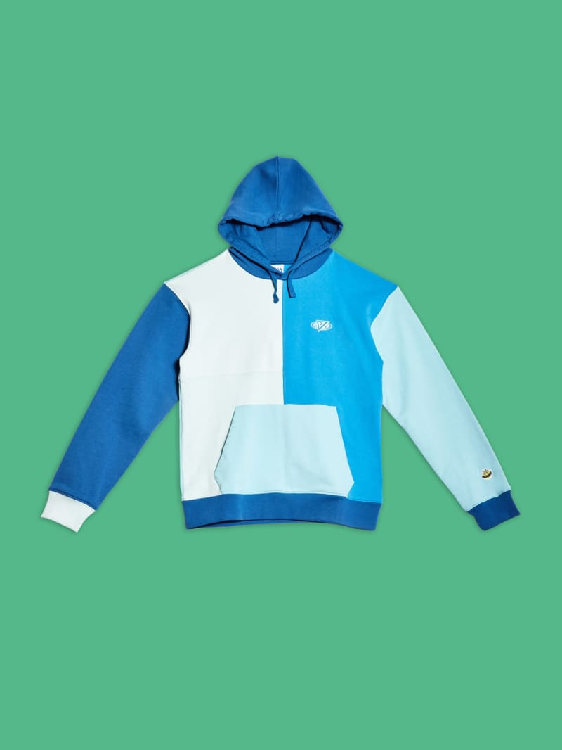 GUESS X J Balvin Kids Color-Blocked Hoodie (4-14)
