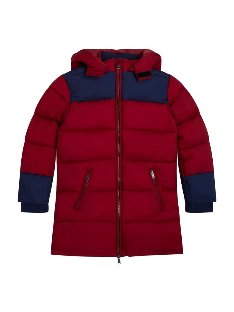 Unisex Hooded Puffer Jacket (7-14)