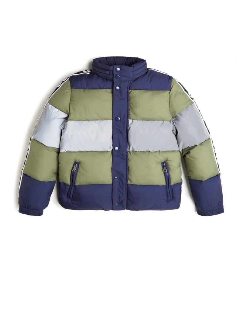 Unisex Colorblock Puffer Jacket (7-14)