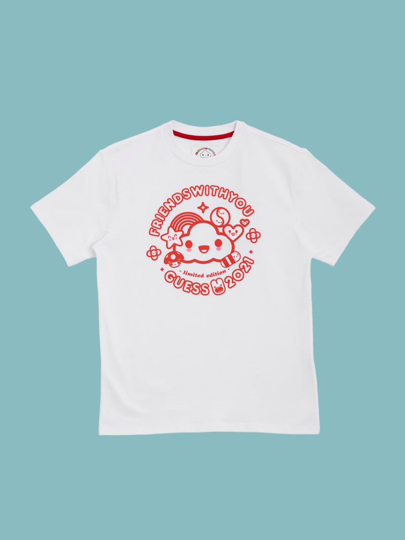 GUESS x FriendsWithYou Tee (4-14)
