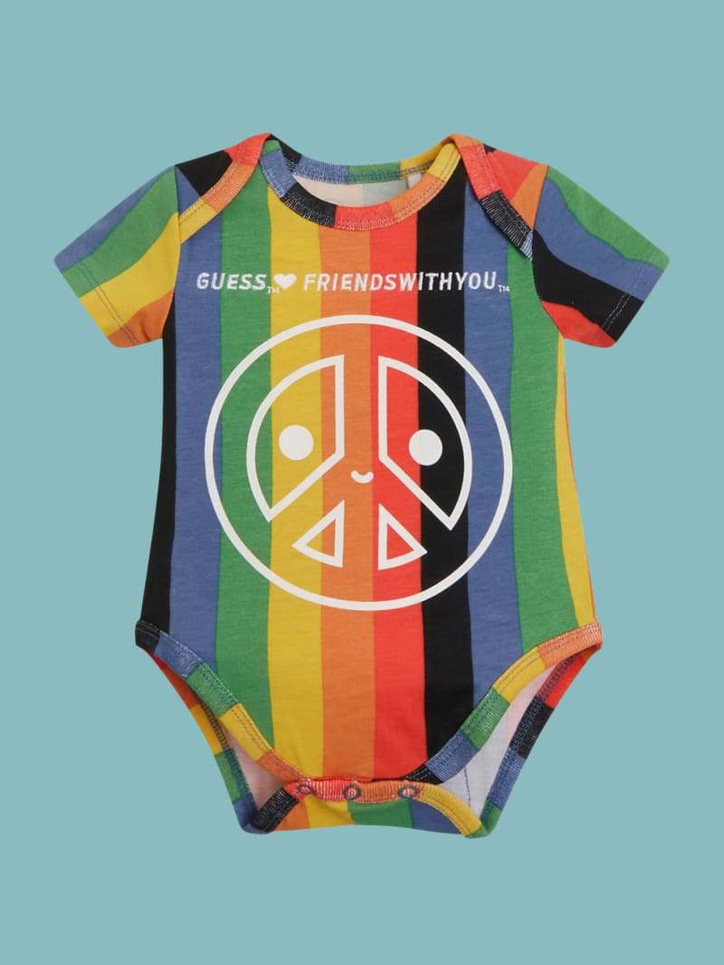 GUESS x FriendsWithYou Bodysuit  (3-12m)