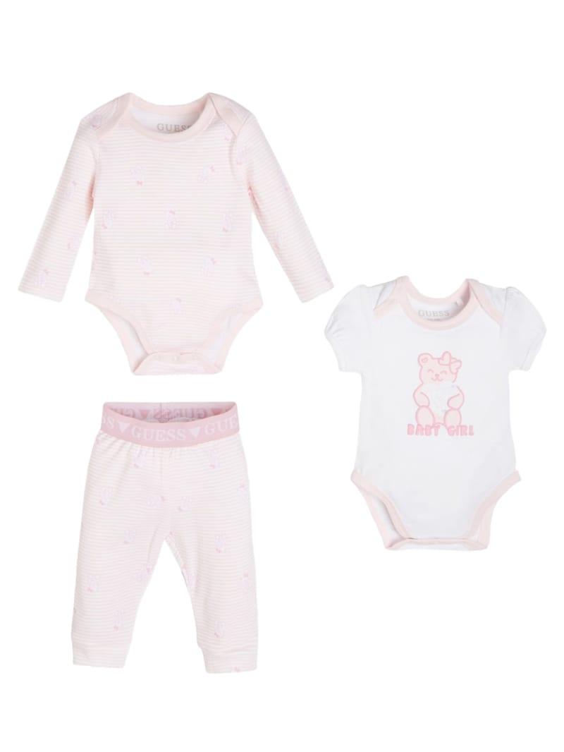 Baby Bear Bodysuit and Pants Set (3-12M)