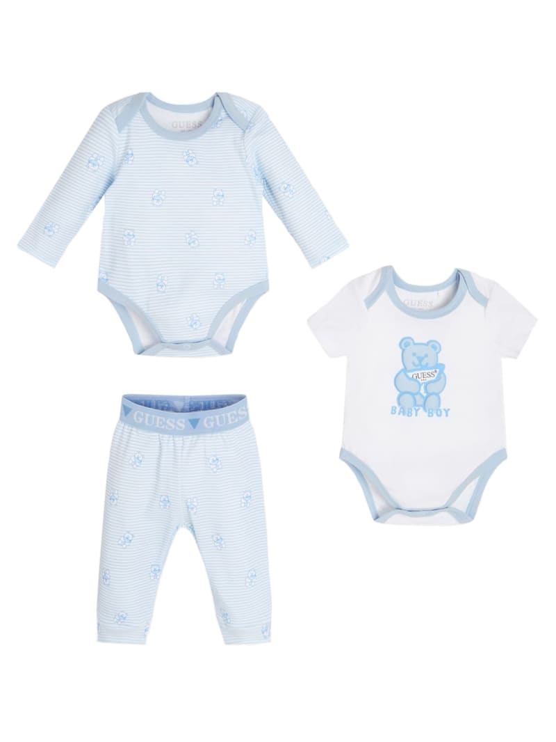 Baby Bear Bodysuit and Pants Set (3-12M)