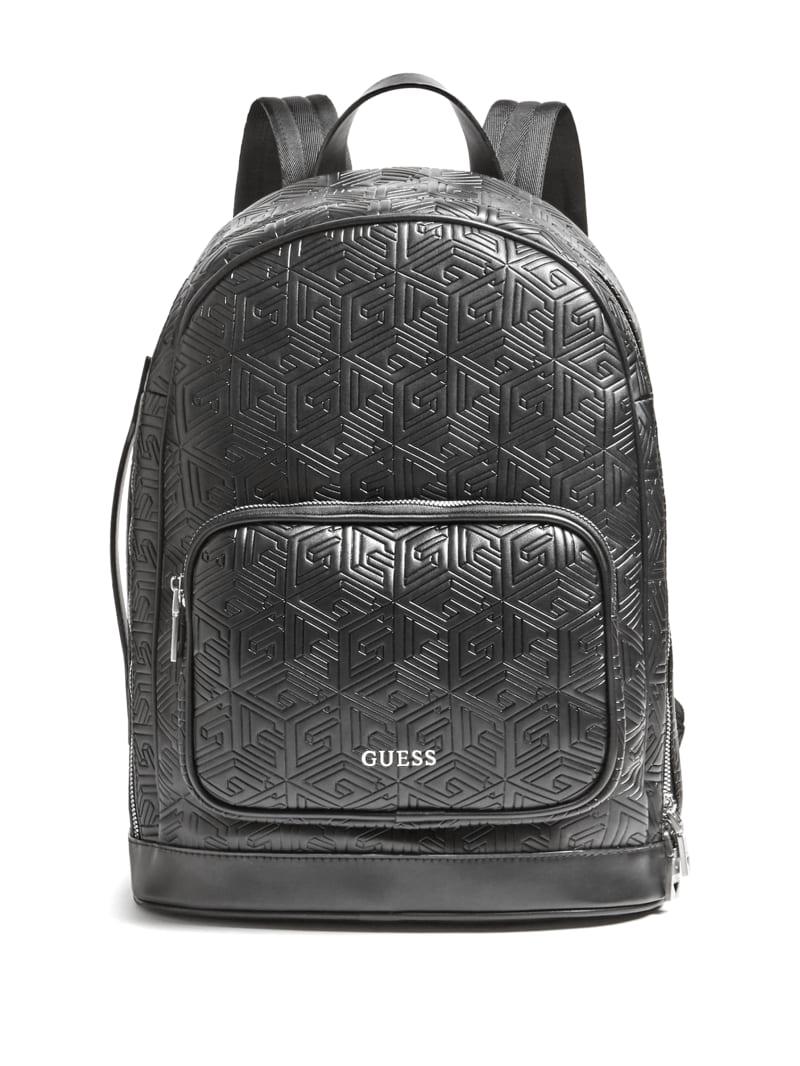 Baldo Faux-Leather Backpack