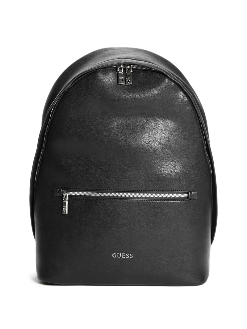Scala Faux-Leather Backpack