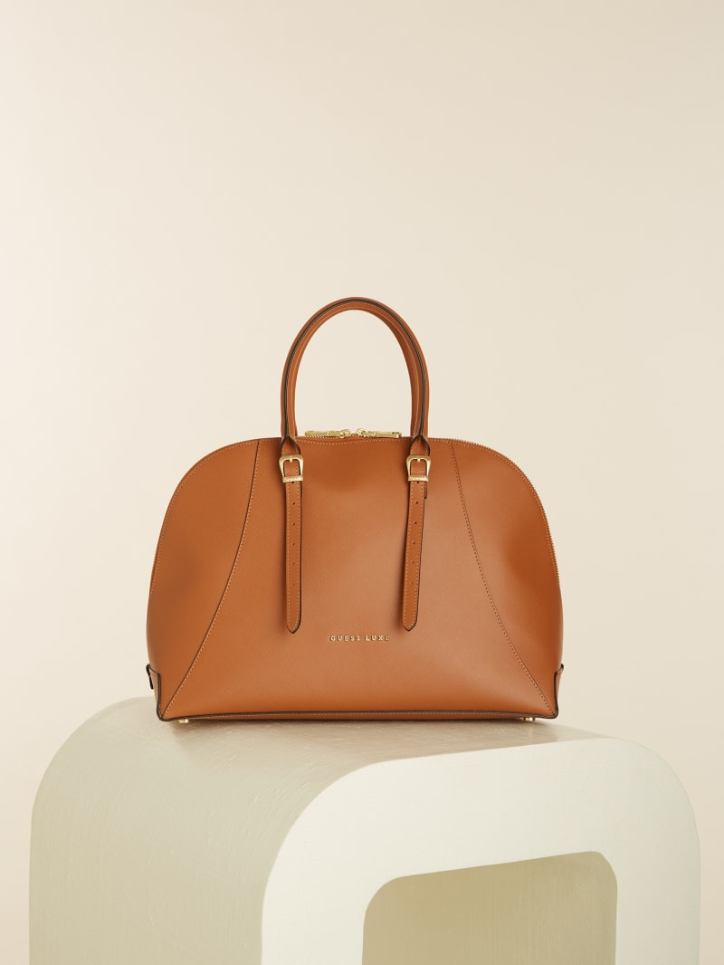 Lady Luxe Dome Satchel