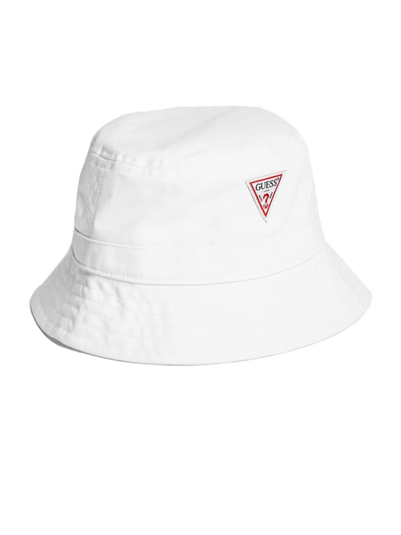 Chapeau cloche à logo
