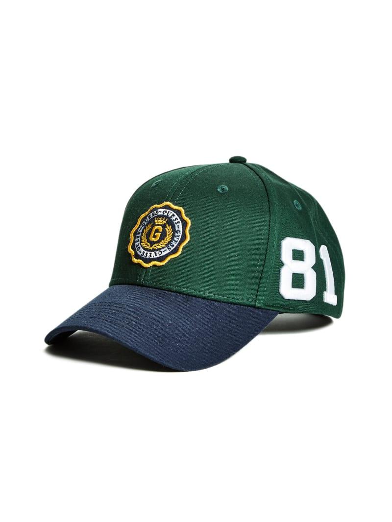 Varsity Crest Baseball Hat
