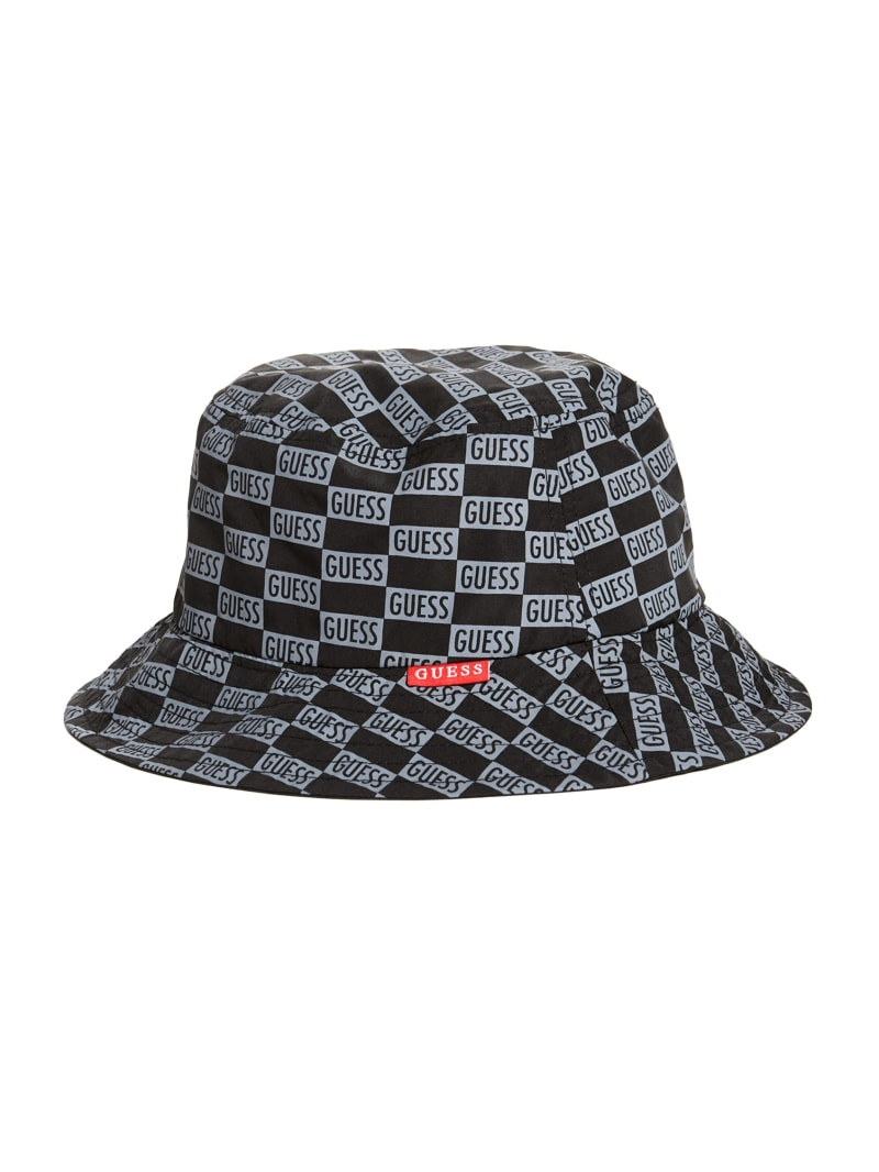 Allover Logo Bucket Hat