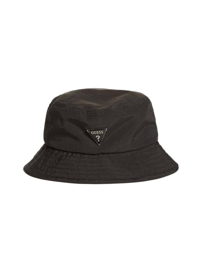 Nylon Logo Bucket Hat