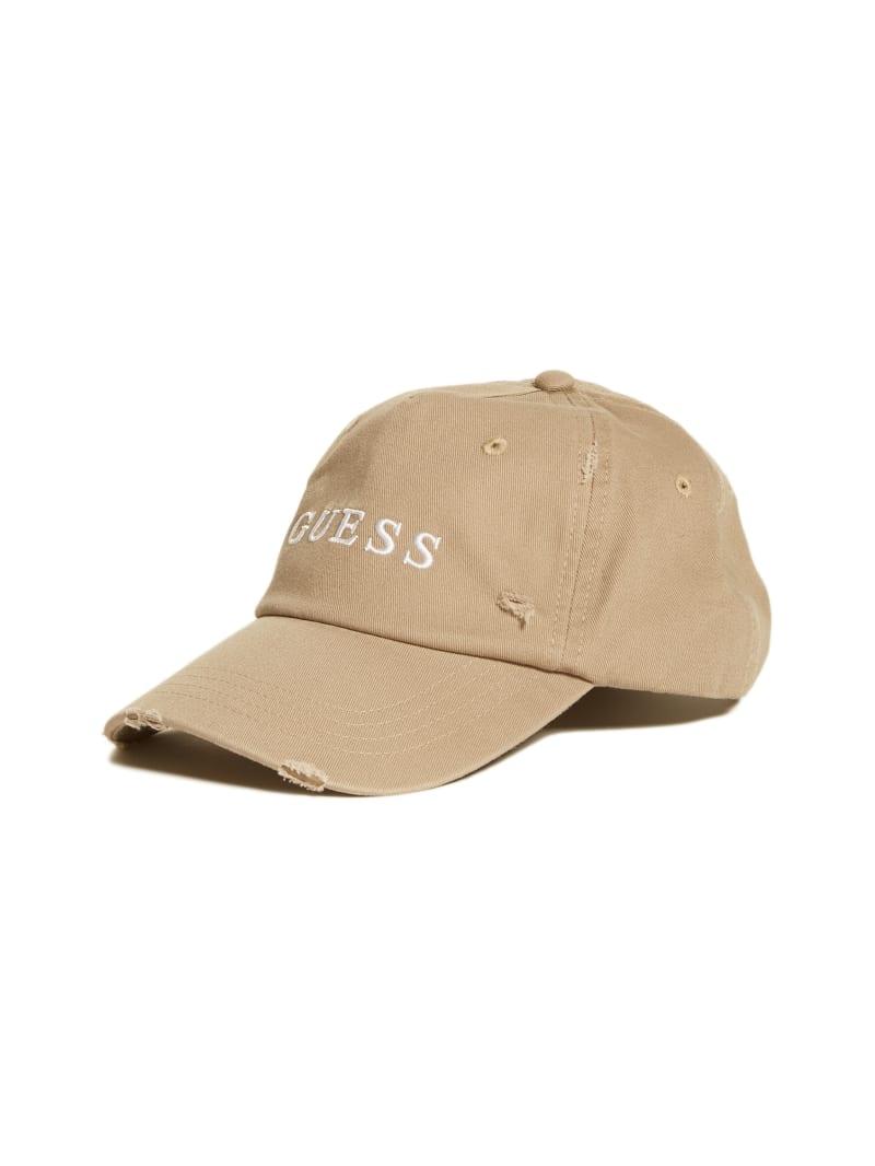 Embroidered Logo Baseball Hat