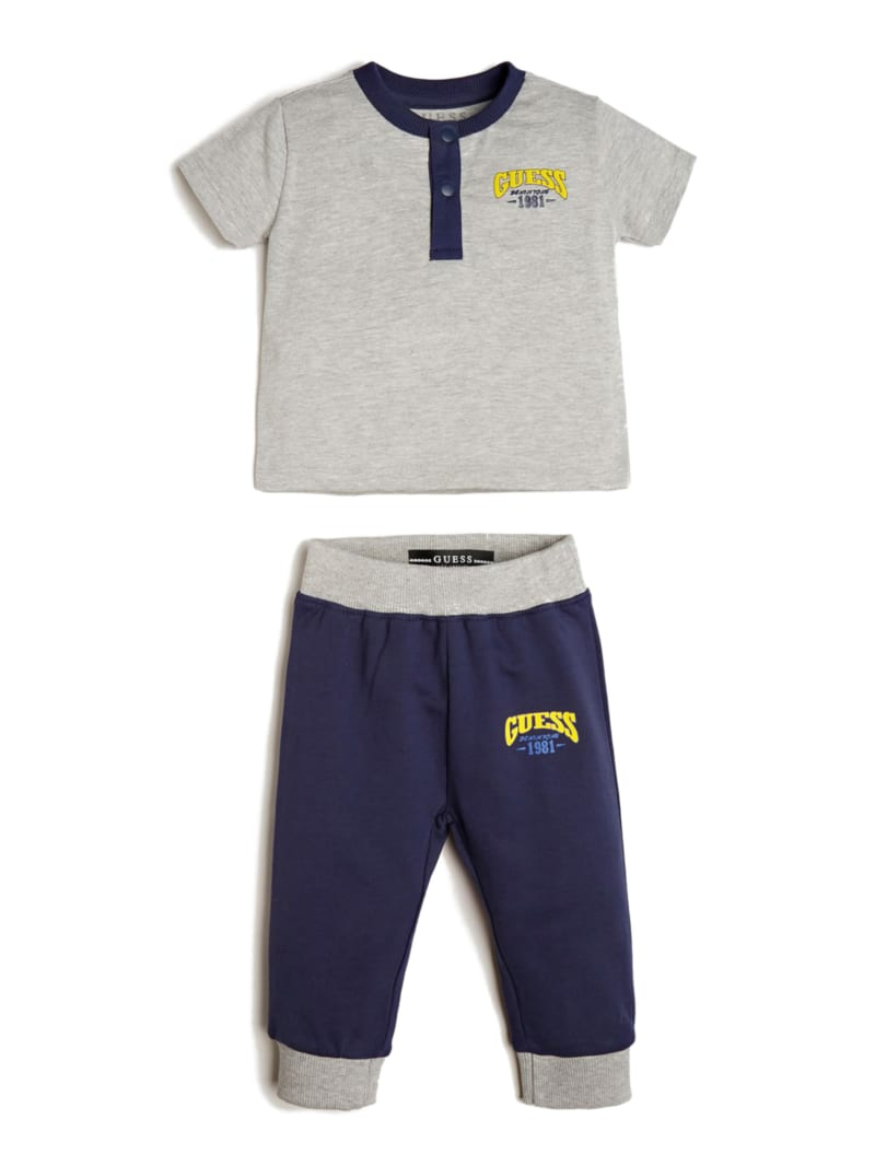 Active Tee And Pants Set (0-24M)