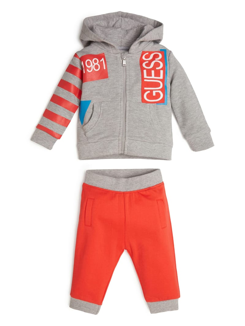 Active Zip Sweatshirt and Jogger Pants Set (0-24M)