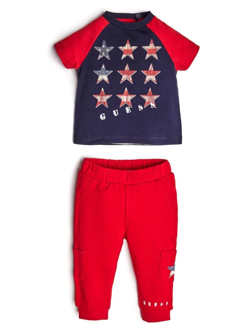 Star Tee and Shorts Set (0-24M)