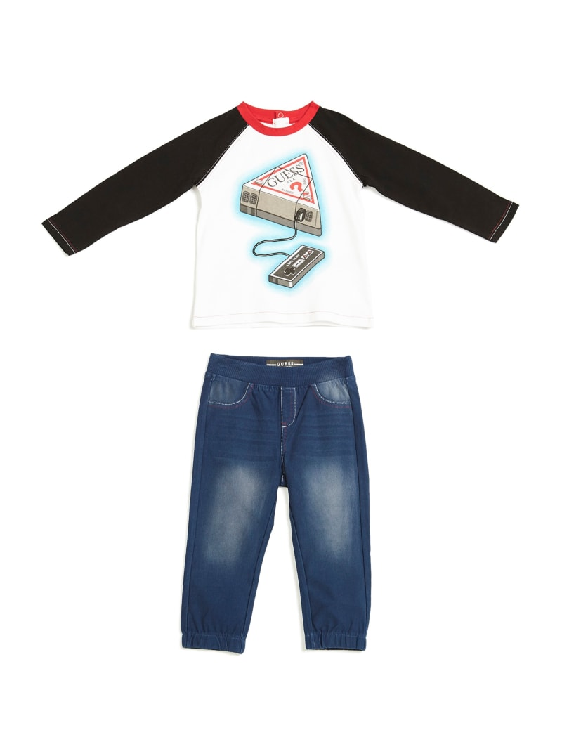 Video Game Long-Sleeve Shirt And Jeans Set (0-24M)